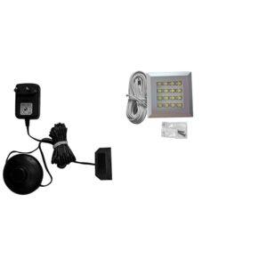 OŚWIETLENIE – Oświetlenie LED 1-punktowe
