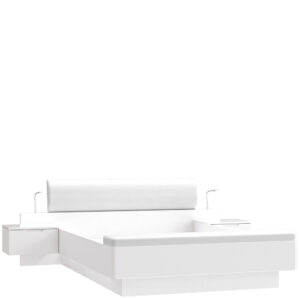 STARLET WHITE – Stelaż łóżka