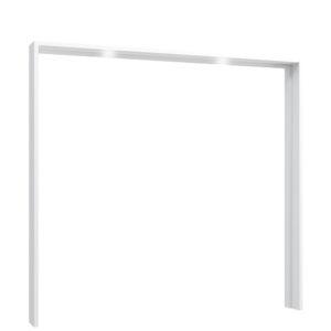 STARLET WHITE – Listwy okalające z oświetleniem